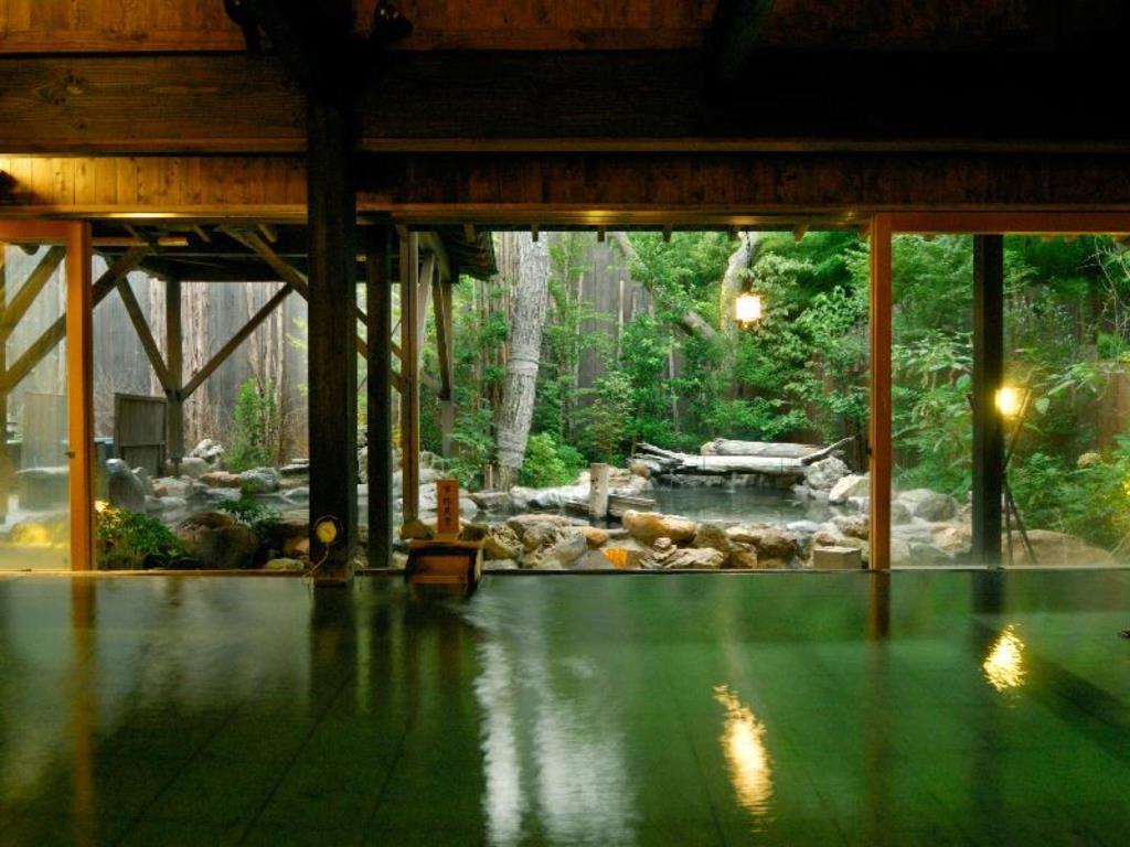 Tokinoyu setsugetsuka hakone onsen ryokan enjoy onsen - Ryokan tokyo with private bathroom ...